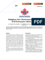 Multiphase Flow Measurement to Improve Well Performance
