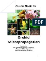 The Rtu Orchid Micro-Propagation Guidebook