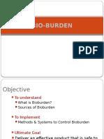 Bio Burden