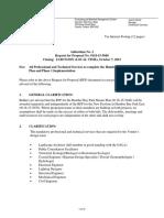 Addendum No. 2 Request for Proposal No. 9118-15-5046 (September 29, 2015)