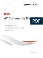 Quectel M95 at Commands Manual V3.2