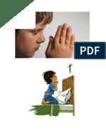 imagen rezando