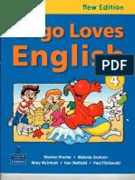 Go Go Love English - Grade 4