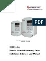 B500 Series User's Manual