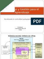 Gestion Esc. en Chile