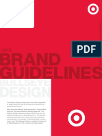 Target Brand Guidelines
