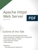 Apache- Setup & config