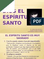 Dios el Espíritu Santo, introducción