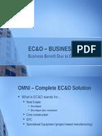 OMNI - Complete EC&O Solution