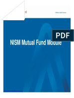 Reliance mutual fund theory imp