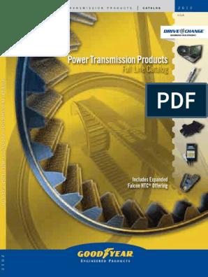 5VX740//06 Power Belt 6 Rib Cogged Replacement V-Belt 1 Per Pack