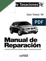 Manual Seat Toledo 99