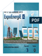 Prezentare Comerciala ExpoEnergiE 2015