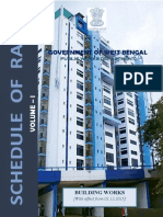 West Bengal Schedule Rates of Building Works 2015