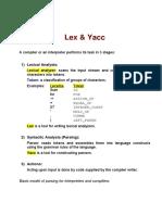 lex-yacc