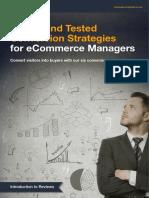 6 Effective E-Commerce Conversion Strategies