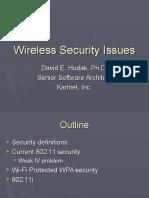 Wlan Security