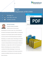 Developing Documents and Records to Meet the Requirement of ISO 17025