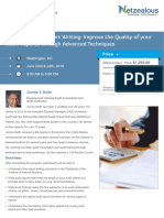 Effective Audit Report Writing