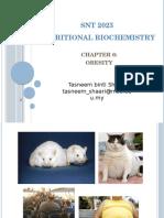 SNT 2023 - Chapter 6_Obesity.pptx