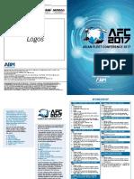 AFC Brochure 2016