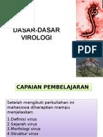 Virologi Dasar Dasar 1 (Andareas)