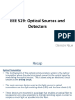 Lec 4_Optical Sources and Detectors