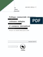 Pcs Et Croissance