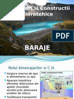 Amenajari Si Constructii Hidrotehice - Baraje