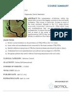 Oral Manifestations PDF Draft 1 Apr 16 2013