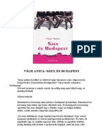 Vigh Anita - Szex Es Budapest-olvasOM