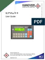 ERIC++ User Manual