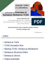 03 TCAD Laboratory Overview of Synopsys Sentaurus TCAD GBB FinalAA13-14