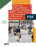 PWC_China HK Fund Mutual Recognition_JUN.2015