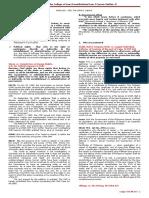 Consti 2 Outline (Bill of Rights Sec 1-4)