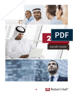 Robert Half Middle East Salary Guide 2016