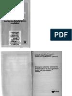 Nun Portantiero Ensayos Sobre La Transición Democrática en La Argentina (1)