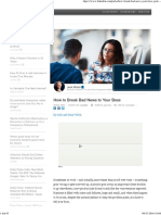 How to Break Bad News to Your Boss.pdf