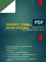 DT Efusi Pleura