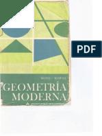 Geometria Moderna - Moise