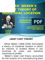 least cost theory