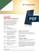 Canadian Solar Datasheet CS6XPFG Diamond v5.3 En