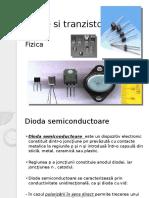 Dioda Si Tranzistorul