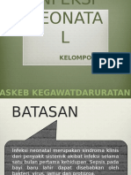 PPT INFEKSI NEONATAL KEL 14.pptx