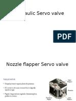 Hydraulic Servo Valve