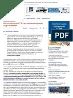 ConJur - Ruy Samuel Espíndola_ Os Excessos Do TSE No Uso de Seu Poder Regulamentar