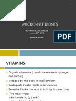 2015 01 20 Micronutrients