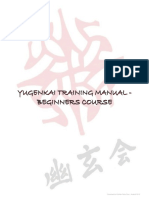 Yugenkai Training Manual for Beginners