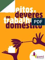 Direitos e Deveres no trabalho domestico