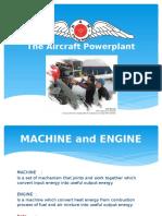 Piston Engine Powerplant